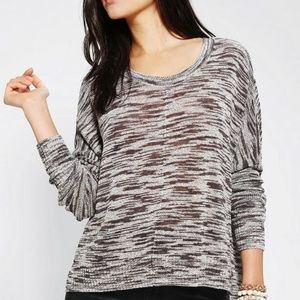 Urban Outfitters Silence + Noise Space Dye Sweater